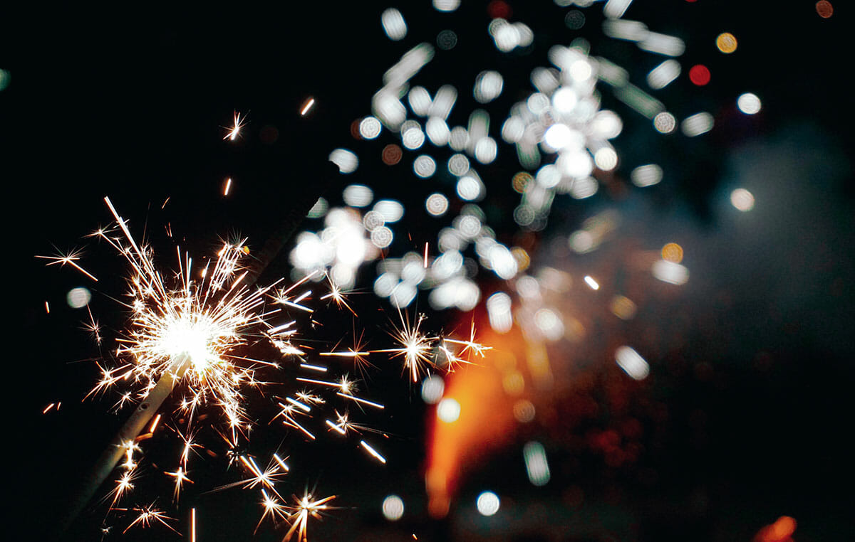 4 Tage Neujahrs-Bonbon <br> 2.1.–6.1.20