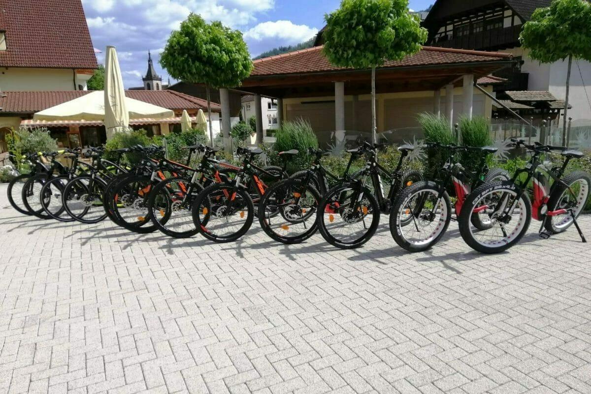 E-Bike-Flotte